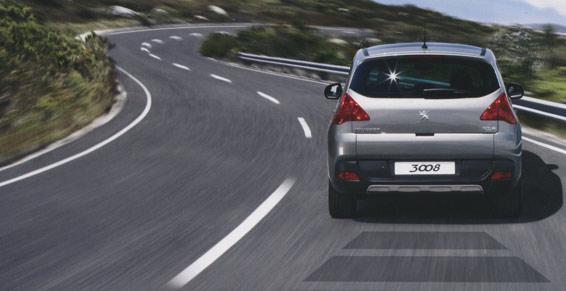 Garages 94 Peugeot 3008 -