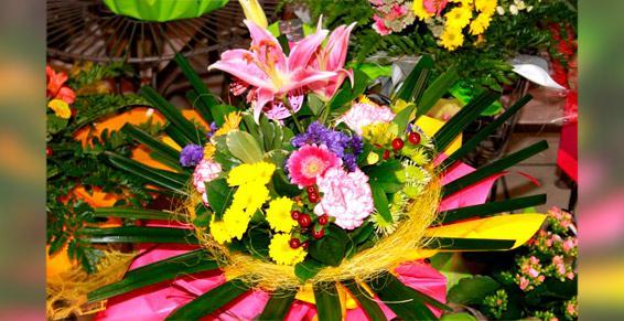 Atelier Fleuriste vous propose tous types de compositions florales