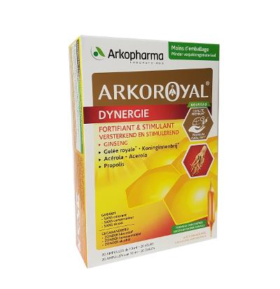 Arkopharma Dynergie Ampoules x20