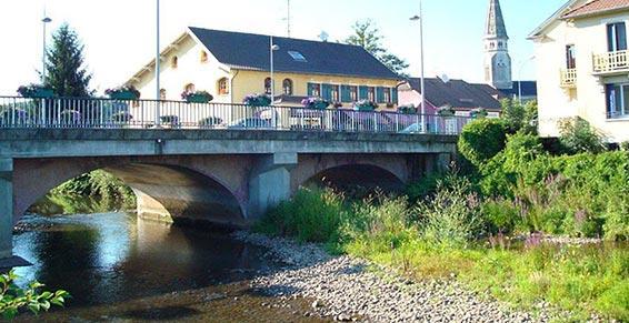 Restaurant du Pont à Valdoie