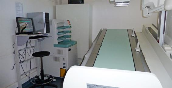 Scanographie avec injection de contraste - Centre de radiologie