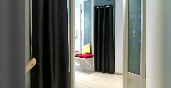 Amarante beauté - Salles aménagées pour réaliser les différents soins