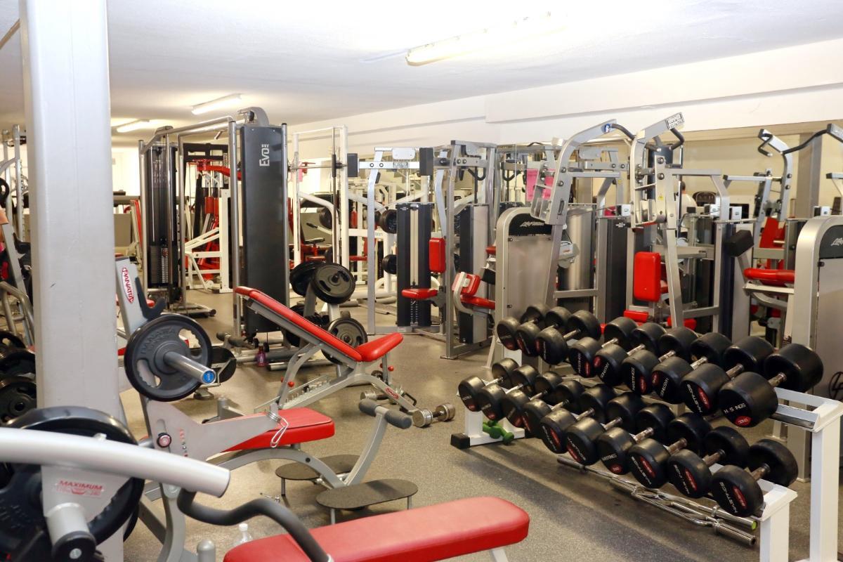 Salle de muscu - Espace Form' 65 Tarbes Aureilhan