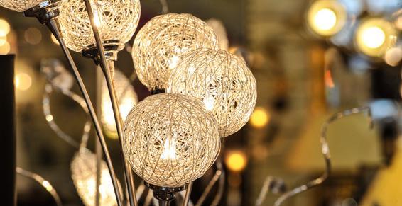 Des idées de décoration avec de la lumière !