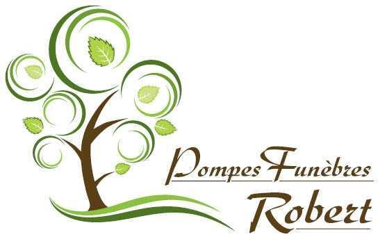 Logo Pompes funèbres Robert