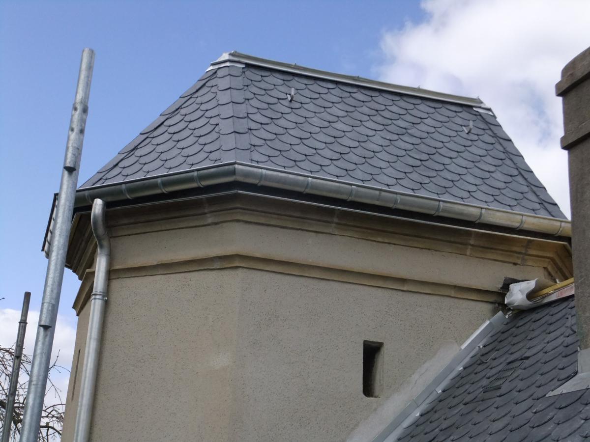 Artisan couvreur - Bruno Charpentier à Glatigny en Moselle (57)