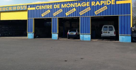 Centre de montage rapide sans rdv à Rennes 35