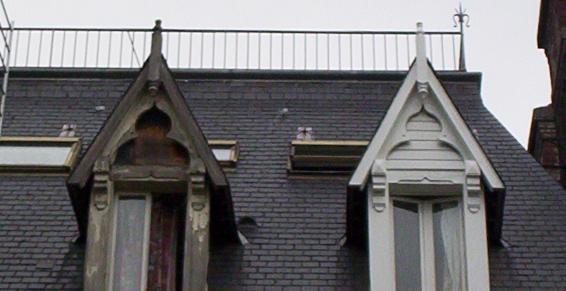 Rénovation de fenêtres à l'identique en Haute-Normandie
