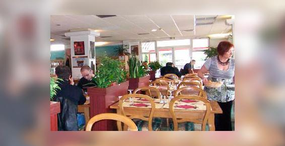 Hugotel Les Balladins - Restaurant