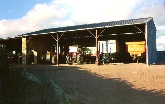 Gresle Alain pour l'Estimation de matériel agricole - Urzy