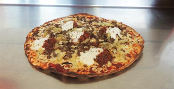 Pizza du Pont - Pizza La Campione