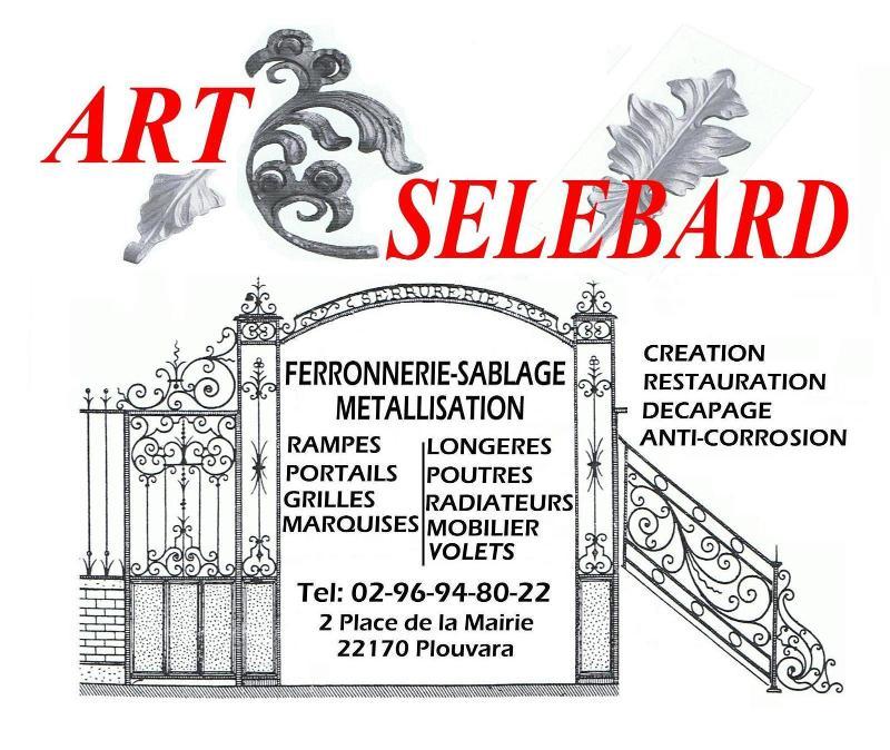 Art Selabard, ferronnerie d'art, rénovation