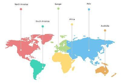 Nos clients travaillent dans le monde entier