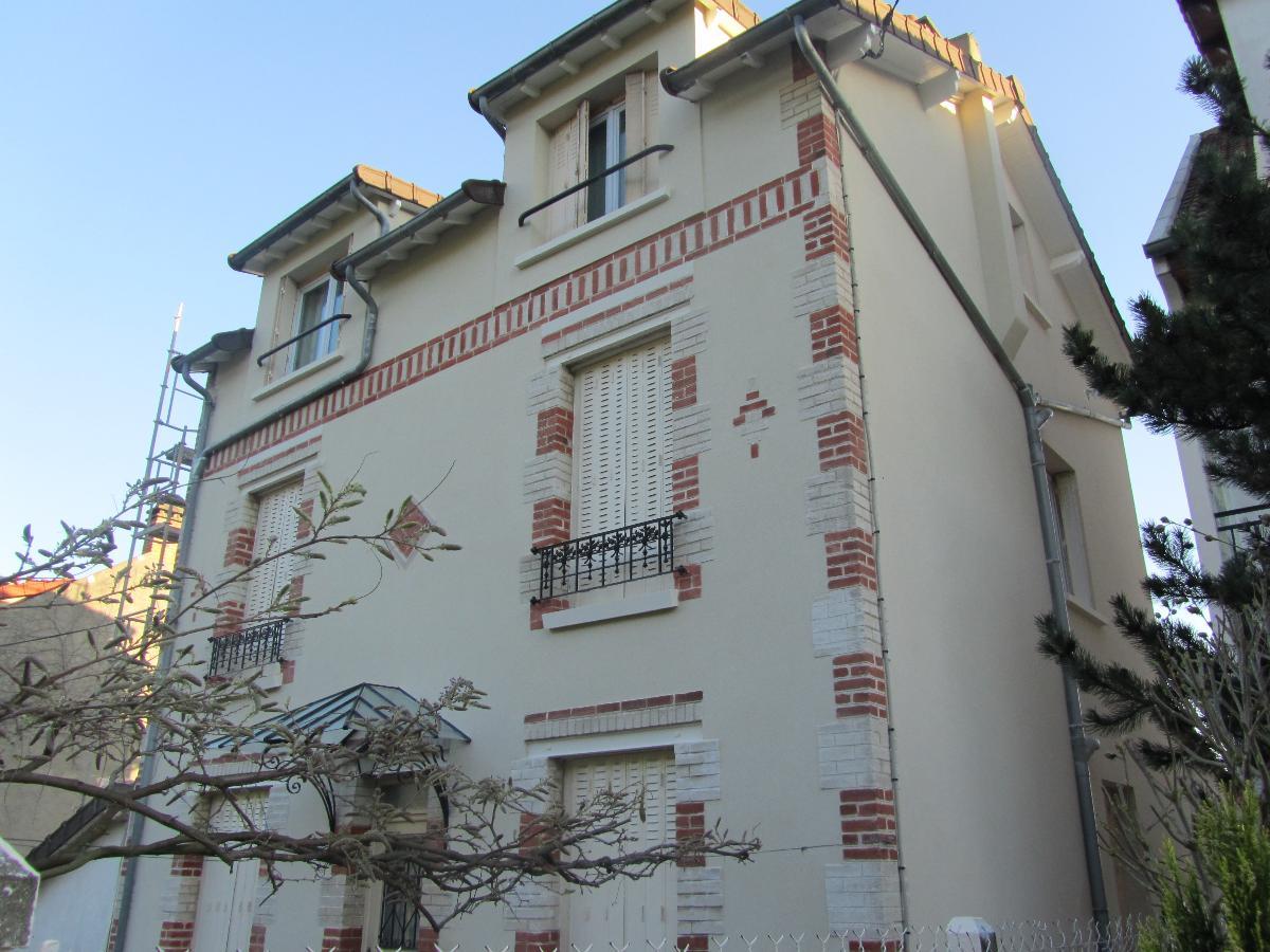 Ravalement de façade - Peinture