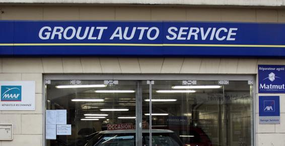 Groult Auto Service, un garagiste dans le 15e arrondissement de Paris