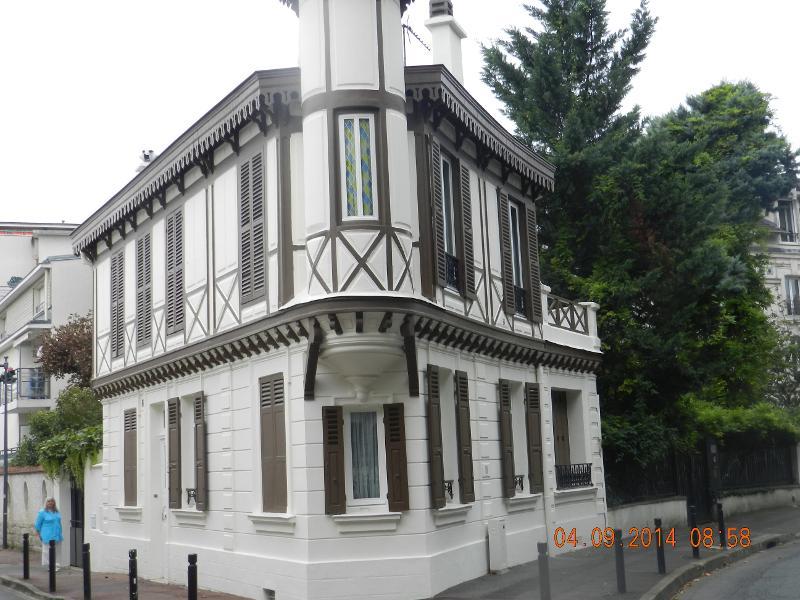 Ravalement de maison Comtemporaine - Maison classée monument