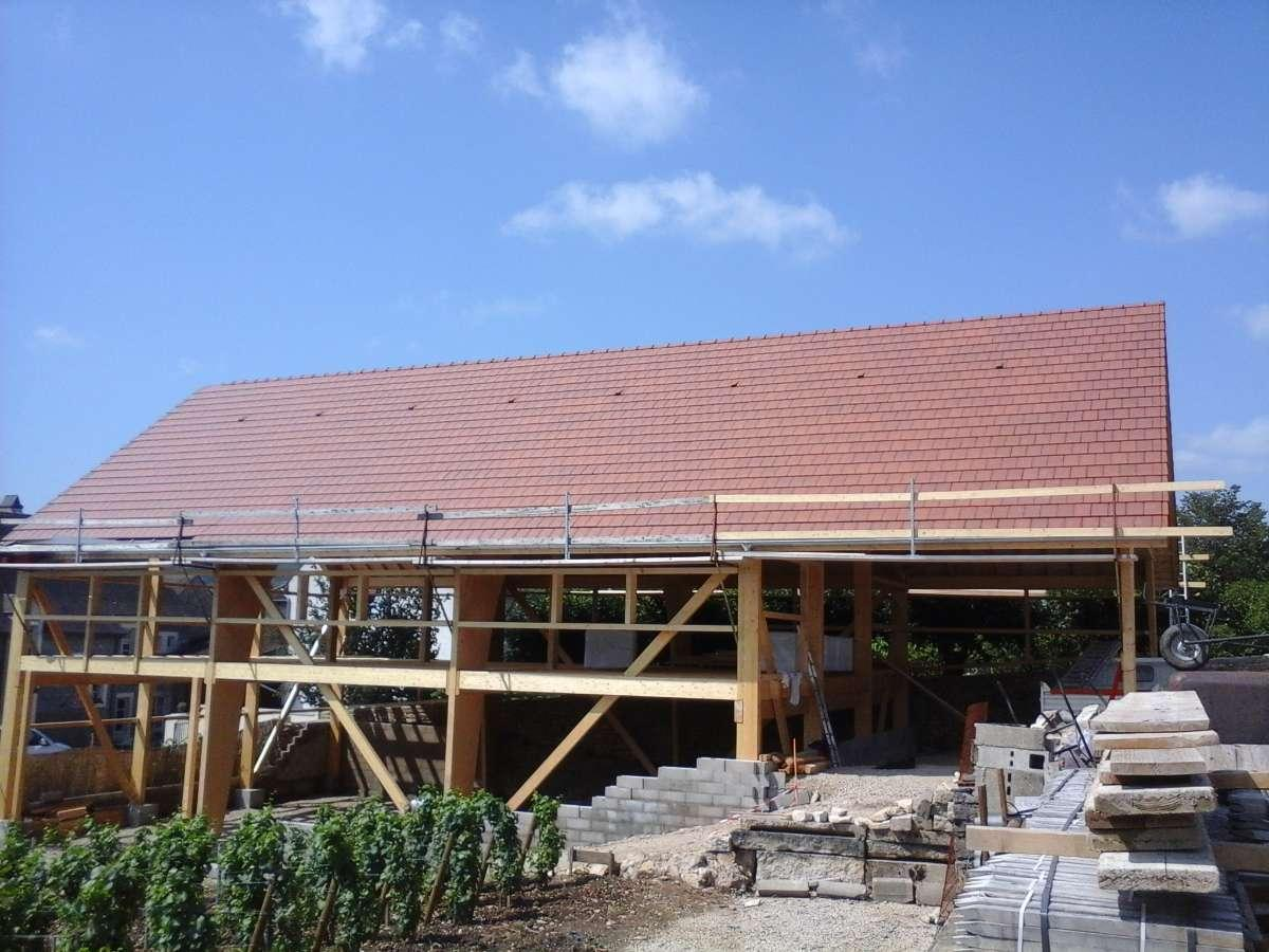 Faivre Cuenot - Tous travaux de couverture en neuf et renovation
