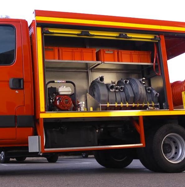 colonne seche maintenance Ardi securite incendie