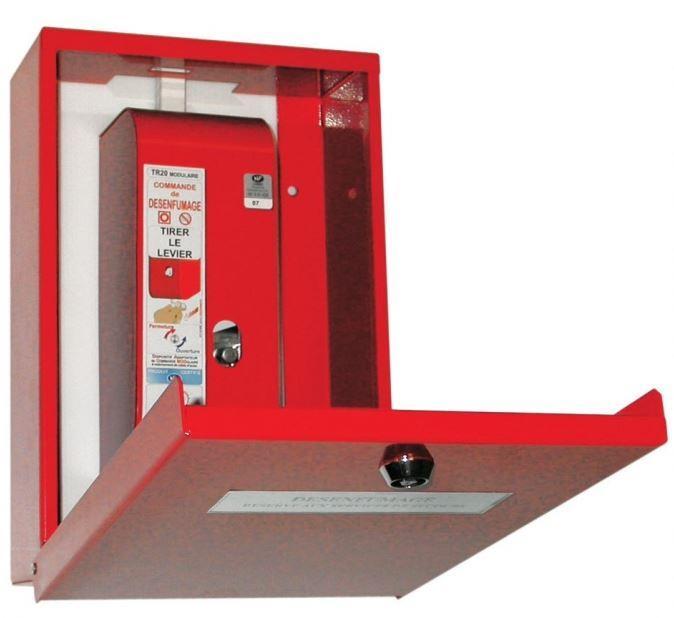 coffret protection desenfumage Ardi sécurité incendie