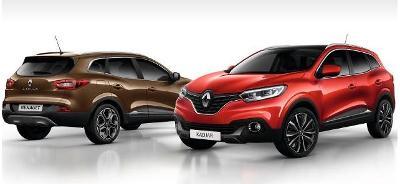Les Clayes-sous-Bois - Véhicules neufs Renault, agent