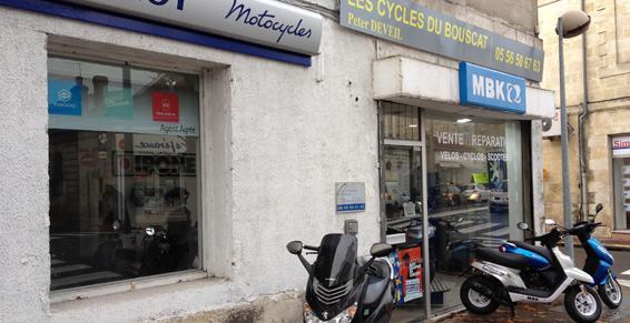 Les Cycles du Bouscat - Deux Roues vente - réparation
