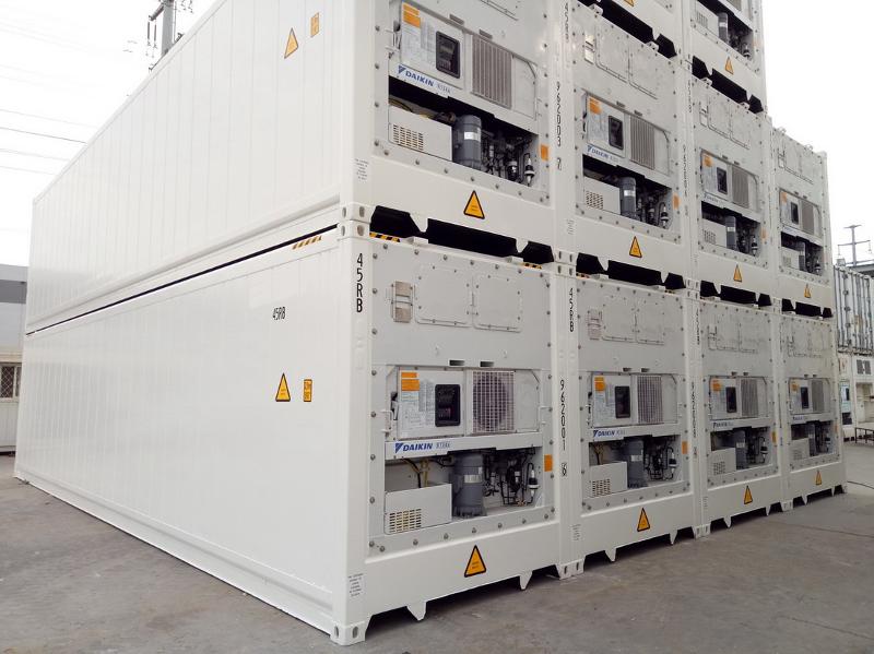 Containers frigorifiques