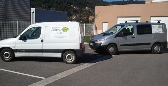 Entrepôt ZAC des Bousquets-Cuers