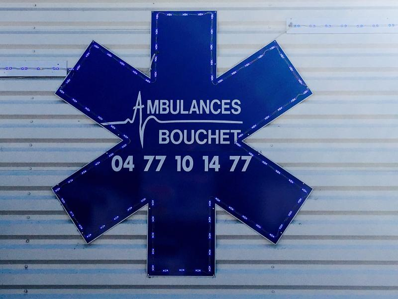 Ambulances Bouchet