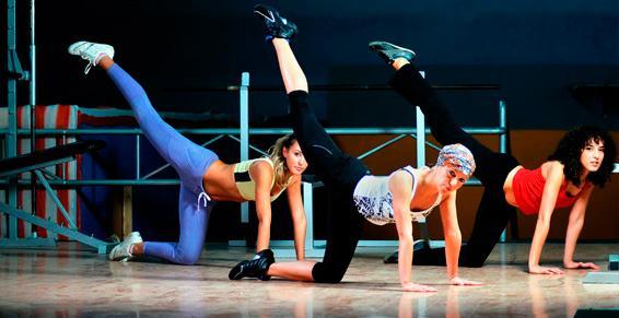 Danse - Répétition sur scène