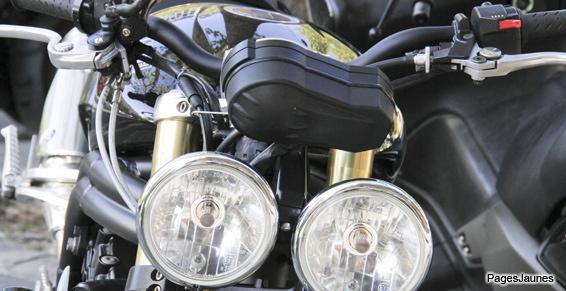 Motos, scooters - Casses, vente, phare