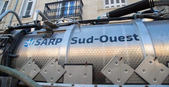 SARP Sud-Ouest à Saintes, votre spécialiste de l'assainissement