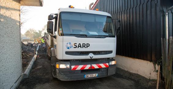 SARP Sud-Ouest intervient chez vous dans les meilleurs délais