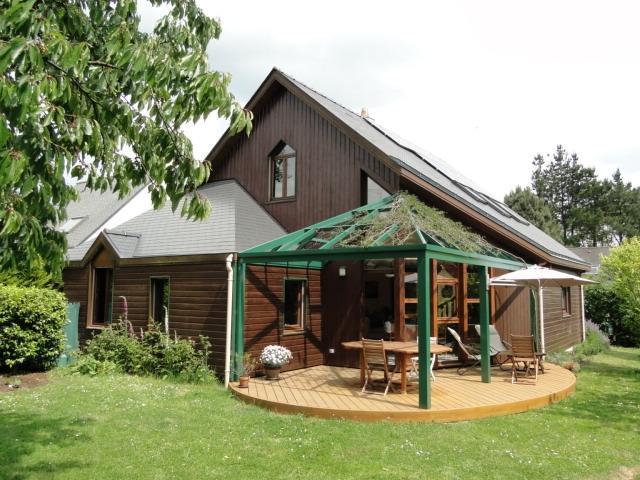Architecte Saint Nazaire Lellouch - Maison bois