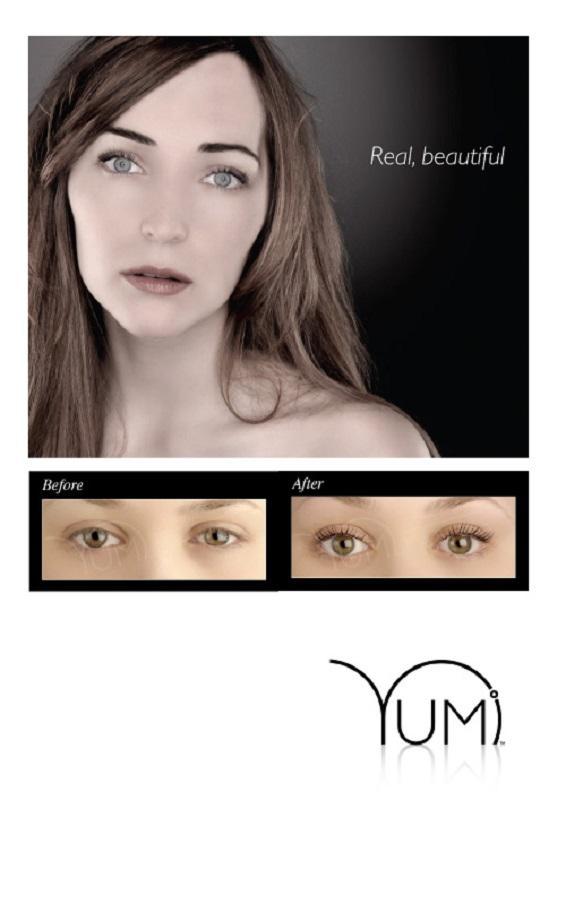 YUMI (réhaussement de cils)