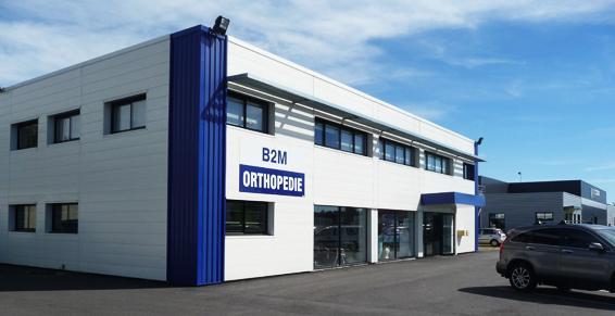 B2M Orthopédie - Orthoprothésiste à Limoges