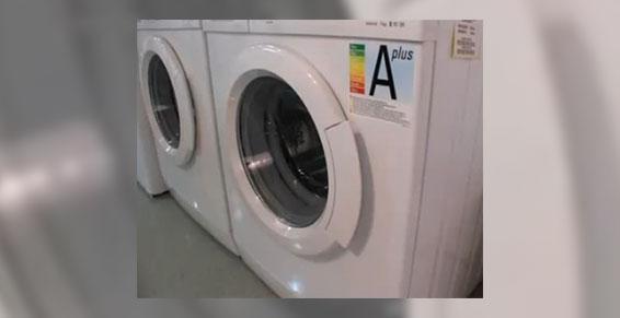 électroménager - Machine à laver