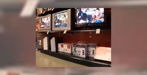 électricité électronique - Rayon télévision