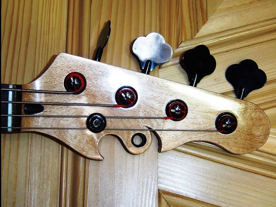 Jazz Bass SIMON Th.3