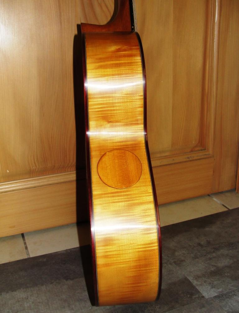 Guitare SIMON Th. CG5