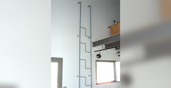 Lunel - Escaliers - Moderne
