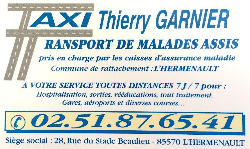 Commune de stationnement à L'Hermenault en Vendée