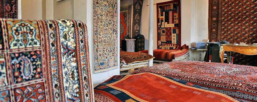 Le plus grand choix de tapis orientaux et modernes