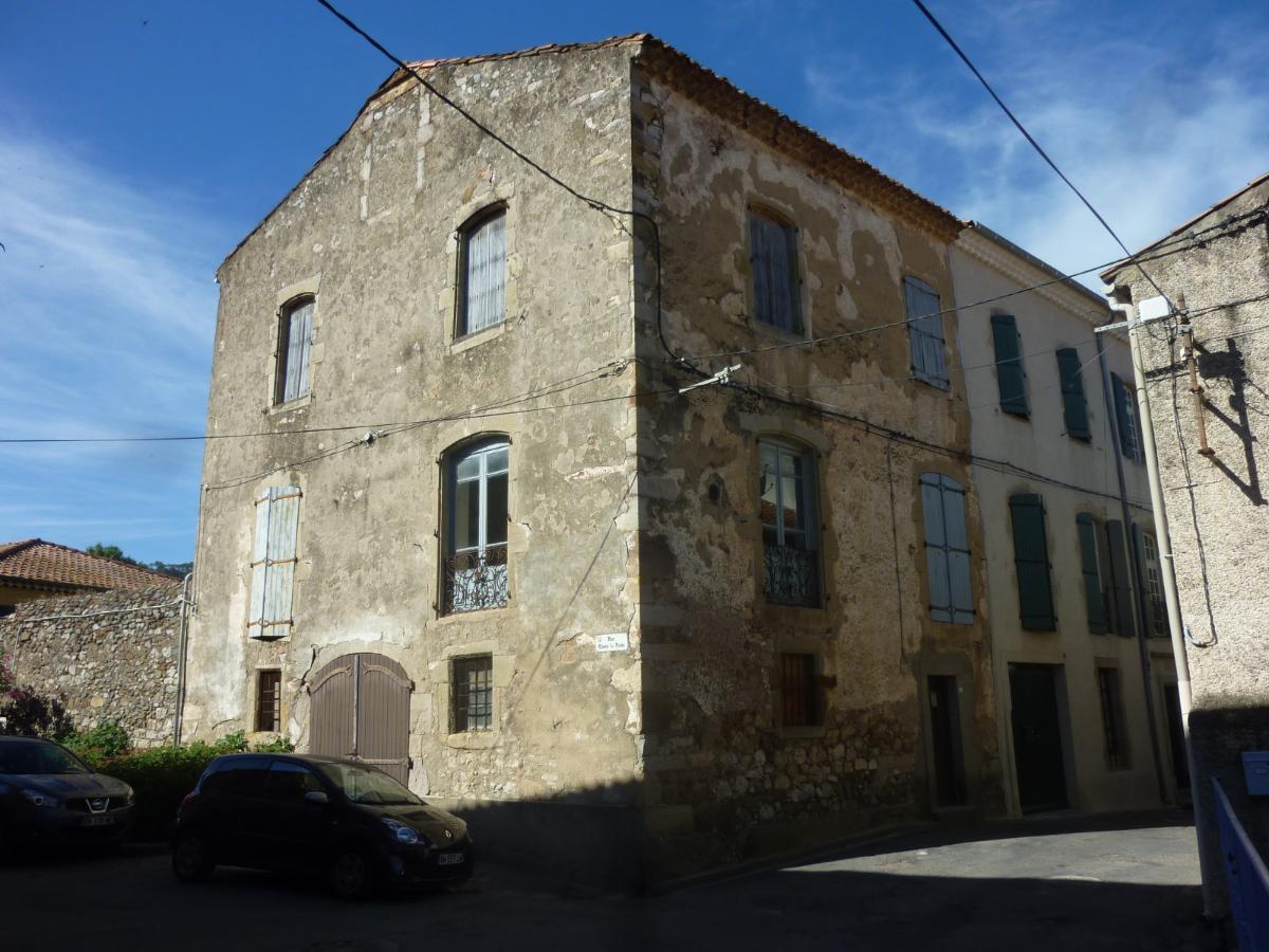 CMCASTEL - Réfection façade - avant