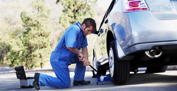 Dépannages et remorquages d'automobiles - Crique de voiture