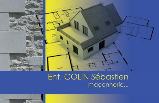 Sébastien Colin - Maçonnerie