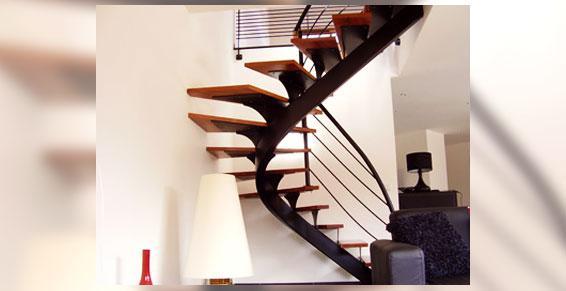Installation d'escaliers Brest