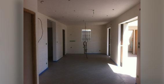 Villa à Fréjus - Installation d'électricité