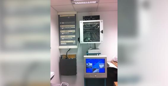 Système informatique - Vidéosurveillance - Tableau de distribution