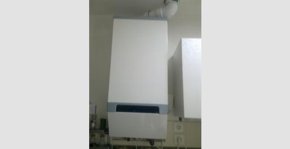 STE LE BRAS - Chaudière à double condensation murale à gaz