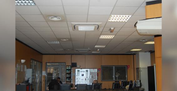 Salle de quart sonitherm Climat System à La Valette du Var